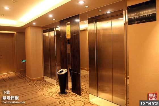 80%的人都不知道答案的問題:為什麼有些電梯有鏡子?