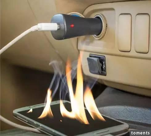 小心!別讓車載充電器成為隱形殺手