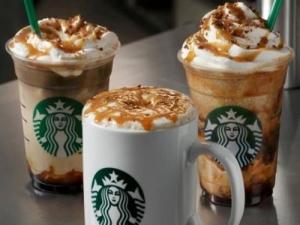 星巴克Starbucks 8大最好喝饮料...第一名真的名至实归