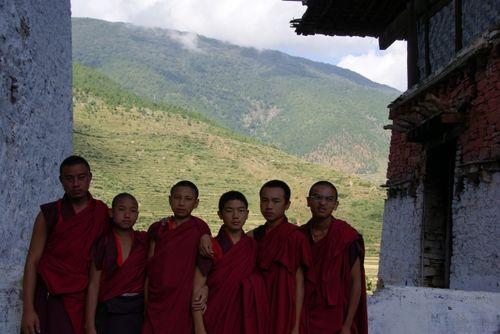 仲間を癒してくれる僧侶