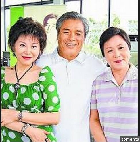 常看鄉土劇的人一定認識他!66歲的雷洪竟然娶了。。。!最小的妻子差了。。。。!