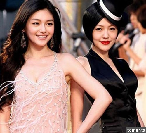 大小S稱霸娛樂圈卻有一個形似路人的姐姐其實徐家有3女兒