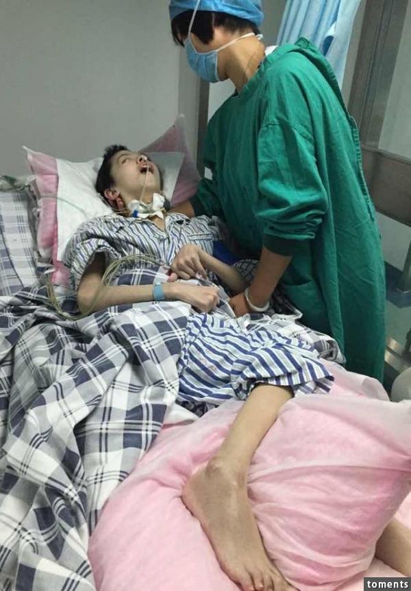 僅割傷手腕竟被醫生全裸檢查 莆田16歲少女當場跳樓