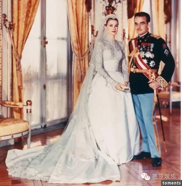 她把自己活成了一個傳奇,連摩納哥王子都高攀不起!