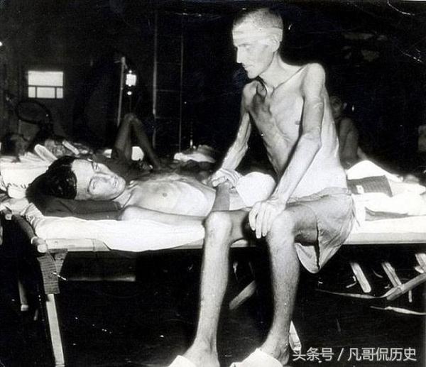二战时美国女兵被日本俘虏,听到烧烤二字全身发麻!