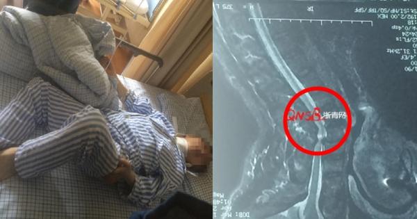 阿伯打開冰箱喝了一口這個,竟下肢癱瘓,脊椎骨全斷! - Toments 找話題